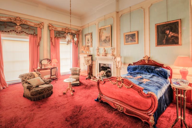 łoże królewskie